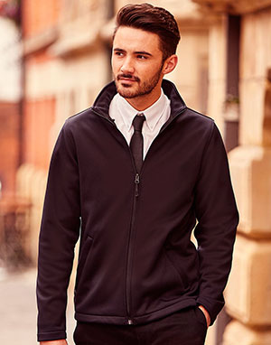 Softshell Russell Europe Chaqueta Softshell Smart hombre
