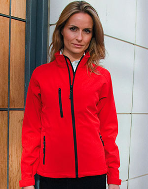 Softshell Result Chaqueta Softshell Base Layer mujer