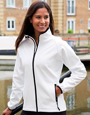 Softshell Result Chaqueta Softshell Printable mujer