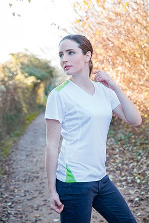 Camisetas Acqua Royal GIRO WOMAN