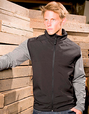 Softshell StormTech Chaleco H2X Cirrus hombre
