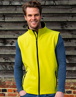 Softshell Result Chaleco Softshell Printable hombre